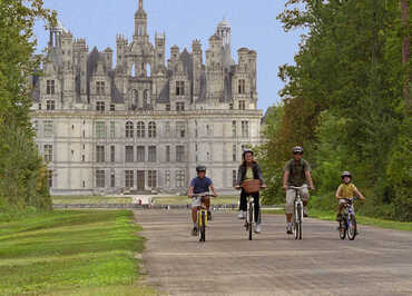 Loire by bike from Blois to Tours
