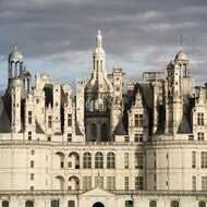 The Renaissance Château of Chambord by bike