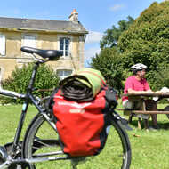Sarthe by bike : Mamers / Beaumont-sur-Sarthe