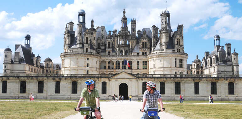 The Castles Of The Loire Valley By Bike Blois Chambord Amboise