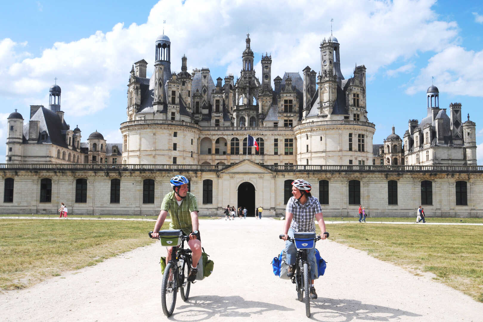 The Castles Of The Loire Valley By Bike Blois Chambord