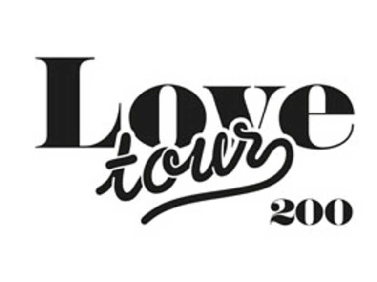 Logo Love Tour magazine 200