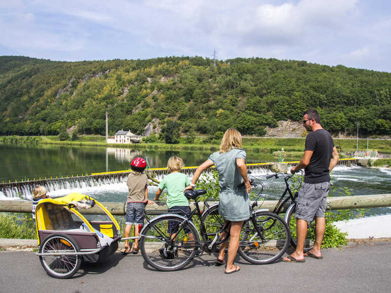 Eurovelo 19 - The Meuse Cycle Route
