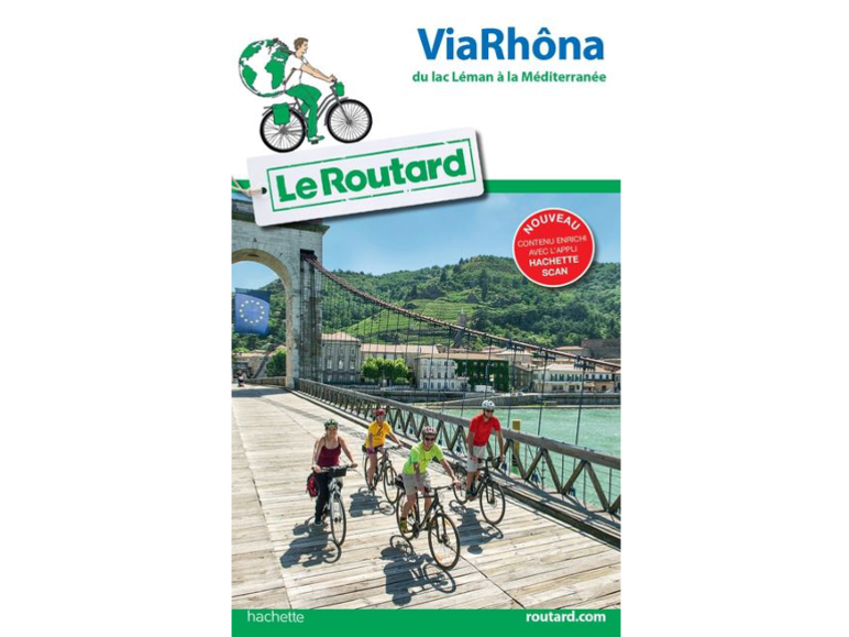 Guide du Routard ViaRhôna